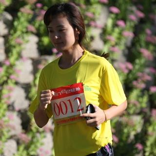 2015北京百里山水画廊森林马拉松