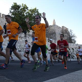 2015 耶路撒冷马拉松