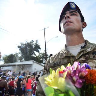 2014 圣安东尼奥摇滚马拉松(Rock 'n' Roll San Antonio Marathon)
