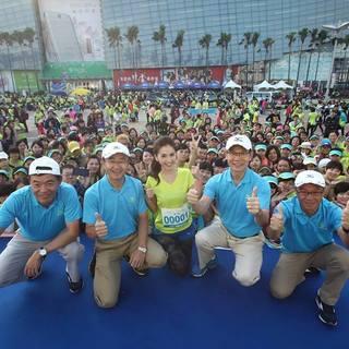 2016 Mizuno 台北女子跑
