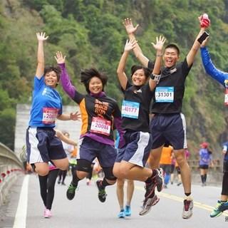 2015 太鲁阁峡谷马拉松