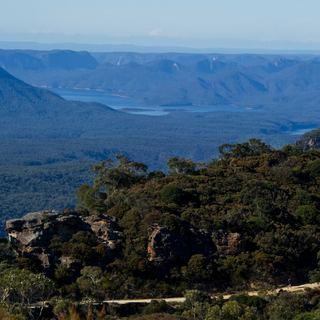 2016 澳大利亚The North Face 100 Blue Mountains