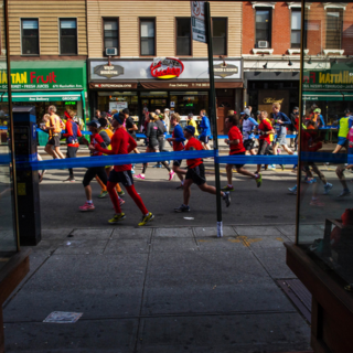 2014 纽约马拉松(TCS NewYork City Marathon)
