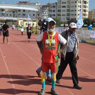 2014卡萨布兰卡马拉松(Grand Marathon International de Casablanca)