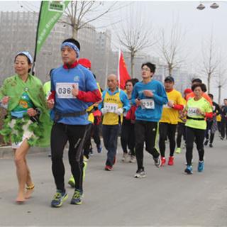 2015 邯郸马拉松