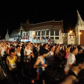 2015 渣打曼谷马拉松