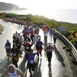 2016 大洋路马拉松