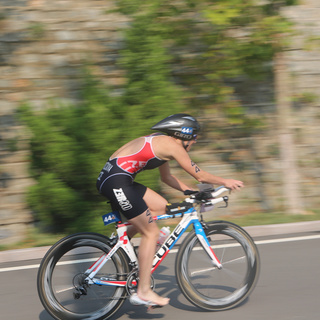 2013威海国际长距离铁人三项赛