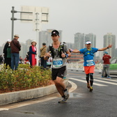 """2016珠海""""山海之约""""森林城市•山地马拉松"""