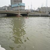 2016-04-02 苏州河皮划艇