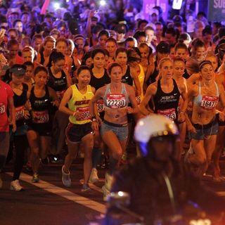 2014 旧金山女子半程马拉松 Nike Women's Half Marathon San Francisco