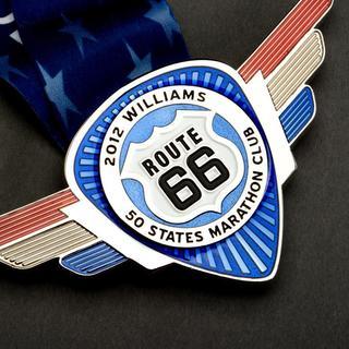 2016 66号公路马拉松