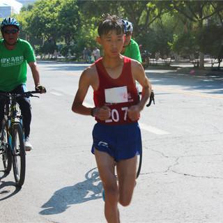 """""""绿A""""2015齐齐哈尔第十届马拉松赛"""