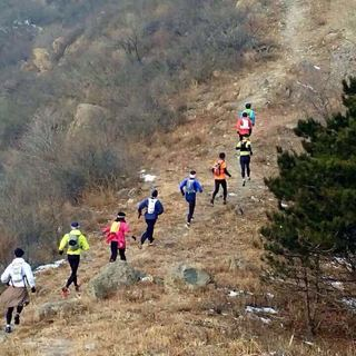 2015爱江山 第二届凤凰岭北京冬季城市越野赛