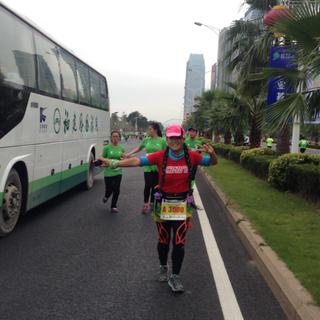 2016 福州国际马拉松