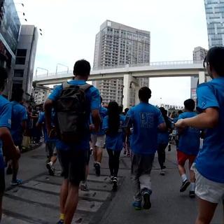 """2015 第二届""""申彤杯""""2015上海易跑"""