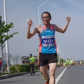 2016营口·鲅鱼圈国际马拉松赛