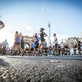 2018巴塞罗那半程马拉松赛事照片(图片均来自官方脸书)