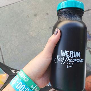 2015 旧金山女子半程马拉松 Nike Women's Half Marathon San Francisco