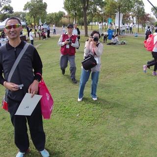 2014第一届550崇明绿华半程马拉松