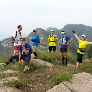 2015淄博岳阳山越野赛(秋季赛)