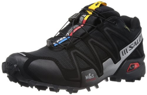 Salomon 萨洛蒙 男 越野跑鞋SHOES SPEEDCROSS 3 GTX®