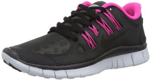 Nike 耐克 RUNNING 女 跑步鞋WMNS NIKE FREE 5.0+ SHIELD