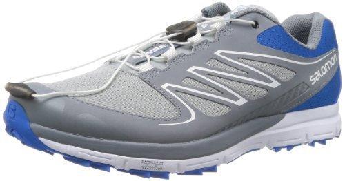 Salomon 萨洛蒙 男 越野跑鞋SHOES SENSE MANTRA 2 Union Blue/ON/WH
