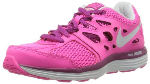 Nike 耐克 RUNNING 女 跑步鞋WMNS NIKE DUAL FUSION LITE