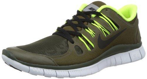 Nike 耐克 RUNNING 男 跑步鞋NIKE FREE 5.0+ SHIELD