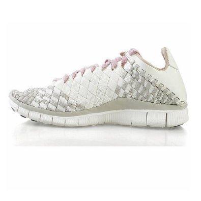 耐克(Nike)顶级NSW FREE INNEVA 女子编织跑步鞋598153-107 惠