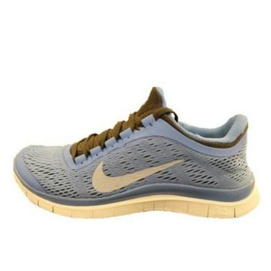 Nike 耐克 2013秋季新款女子WMNS NIKE FREE 3 V5运动跑步鞋 580392-404 蓝