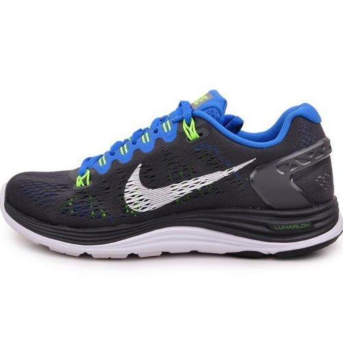 Nike 耐克 秋季登月女子镂空网面透气运动跑步鞋 599395-014