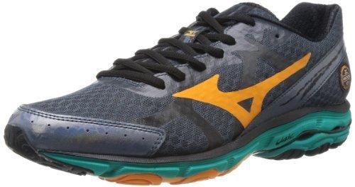 Mizuno 美津浓 WAVE RIDER 17 男 跑步鞋