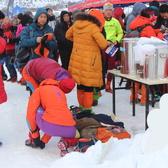 乌鲁木齐•迎新冰雪马拉松 (水墨天山半程赛)