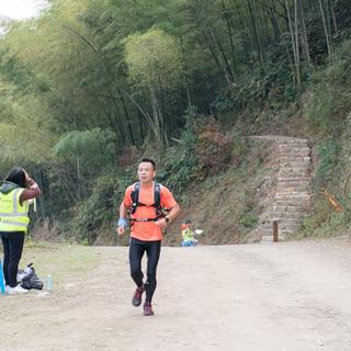 2017第三届萧山戴村山地越野赛