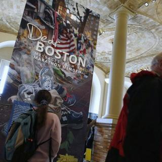 2014第118届波士顿马拉松(Boston Marathon)