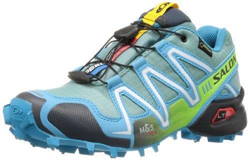 Salomon 萨洛蒙 女 越野跑鞋SPEEDCROSS 5 GTX® W