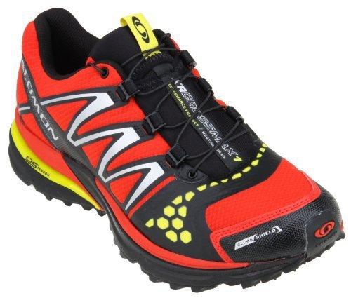 Salomon 萨洛蒙 XR Crossmax Neutral CS 男士越野跑鞋,黑色,
