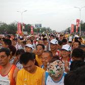 2013黄河金岸马拉松