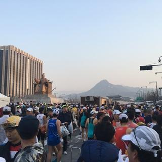 2016首尔国际马拉松