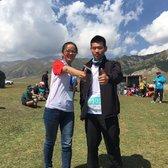 天山巨人TSG2016环赛里木湖超级马拉松