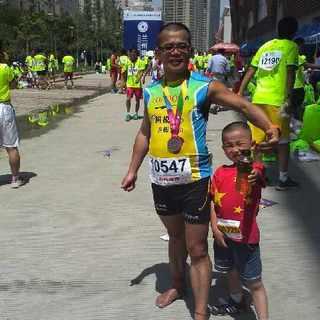 2014兰州国际马拉松
