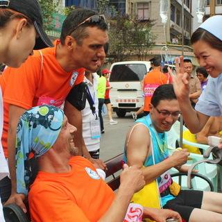 2014云南水富国际半程马拉松