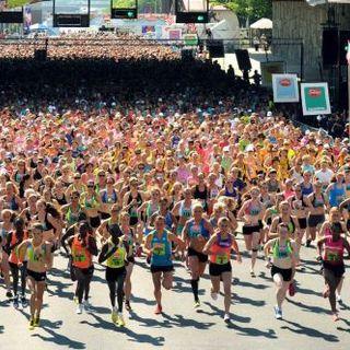 2014 Freihofer女子5公里路跑赛(Freihofer's Run for Women)