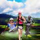 2018中国•灵鹫山国际划骑跑铁人三项公开赛