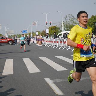 2016 上海国际半程马拉松赛