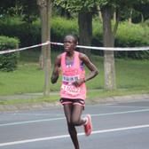 2016成都女子半程马拉松