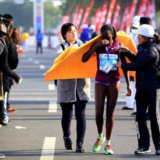 镇江国际马拉松赛