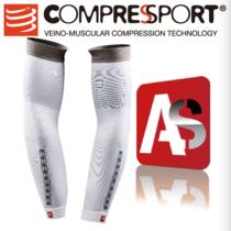 Compressport  compressport机能压缩 户外骑行铁人三护臂 男女同款